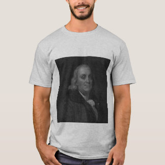 Portrait of Benjamin Franklin T-Shirt
