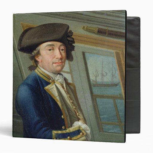 Portrait of Captain William Locker (1731-1800) 176 Binders