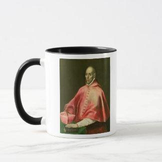 Portrait of Cardinal Juan de Tavera Mug