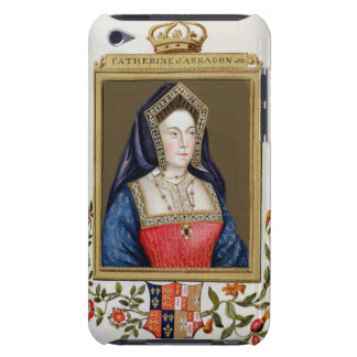 Portrait of Catherine of Aragon (1485-1536) 1st Qu iPod Touch Cover