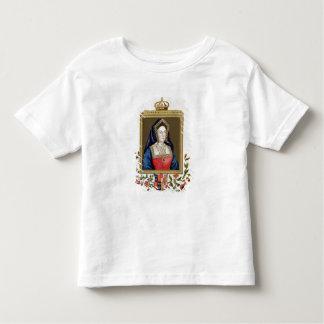 Portrait of Catherine of Aragon (1485-1536) 1st Qu T-shirt