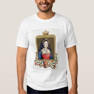 Portrait of Catherine of Aragon (1485-1536) 1st Qu Tees