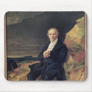 Portrait of Charles Fourier Mouse Pad