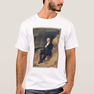 Portrait of Charles Fourier T-Shirt