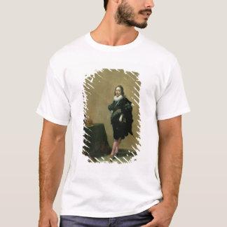 Portrait of Charles I (1600-49) 1632 (oil on panel T-Shirt