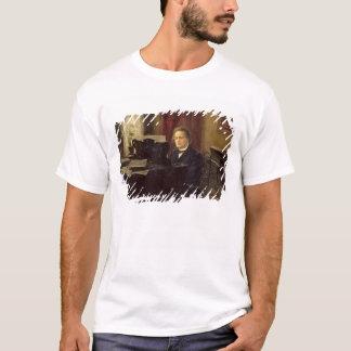 Portrait of Composer Anton Rubinstein T-Shirt