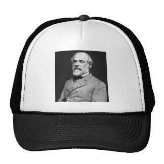 Portrait of Confederate General Robert E. Lee Trucker Hat