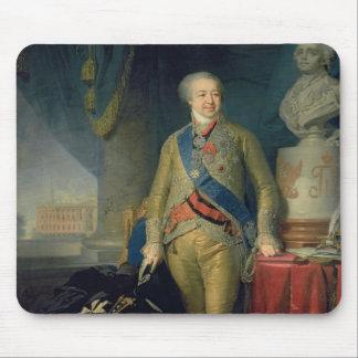 Portrait of Count Alexander Kurakin , 1802 Mouse Pad