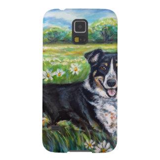 Portrait of Daisy 2 Galaxy S5 Cover