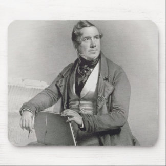 Portrait of David Roberts (1796-1864) frontispiece Mouse Pad