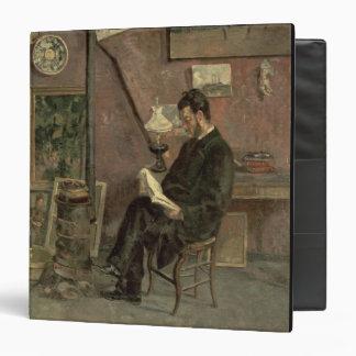 Portrait of Doctor Martinez, 1878 (oil on canvas) Binders