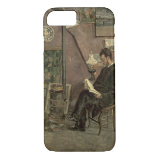 Portrait of Doctor Martinez, 1878 (oil on canvas) iPhone 7 Case