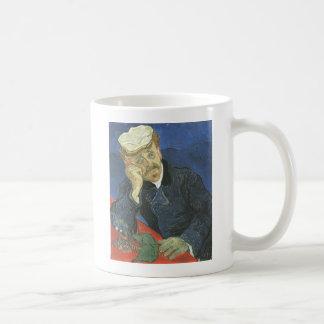 Portrait Of Doctor Paul Gachet Mugs