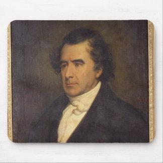 Portrait of Dominique Francois Jean Arago  1842 Mouse Pad