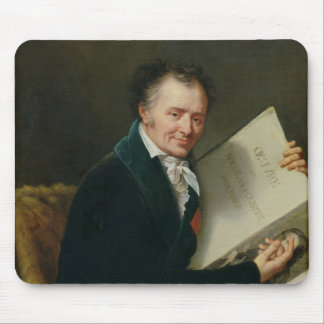 Portrait of Dominique Vivant  Baron Denon, 1808 Mouse Pad
