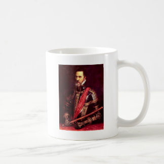 Portrait Of Don Fernando Álvarez De Toledo, Duke Coffee Mug