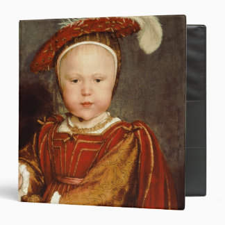 Portrait of Edward VI as a child, c.1538 3 Ring Binders