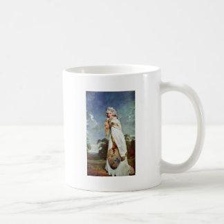 Portrait Of Elizabeth Farren Later Countess Coffee Mug
