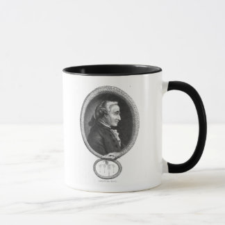 Portrait of Emmanuel Kant 2 Mug