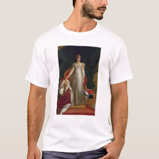 Portrait of Empress Marie Louise  of France T-Shirt