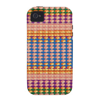 Portrait of Feeling of HAPPINESS Enjoy n SHARE JOY iPhone 4 Covers