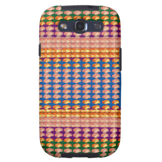 Portrait of Feeling of HAPPINESS Enjoy n SHARE JOY Galaxy S3 Cover