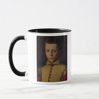 Portrait of Ferdinando de' Medici Mug