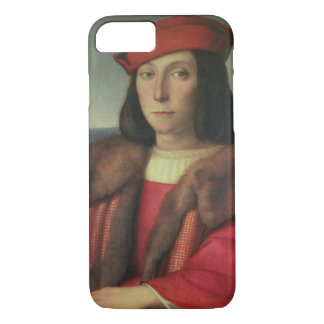 Portrait of Francesco della Rovere, Duke of Urbino iPhone 7 Case