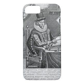 Portrait of Francis Bacon (1561-1626) Viscount of iPhone 7 Case