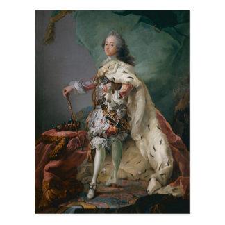 Portrait of Frederick V, 1749 Postcard