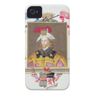 Portrait of George Clifford (1558-1605) 3rd Earl o iPhone 4 Case