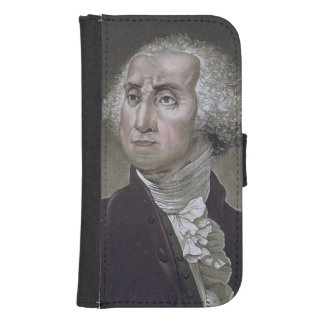 Portrait of George Washington, from 'Le Costume An Phone Wallet Cases