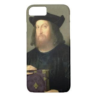 Portrait of Gian Giorgio Trissino (1478-1550) (oil iPhone 7 Case