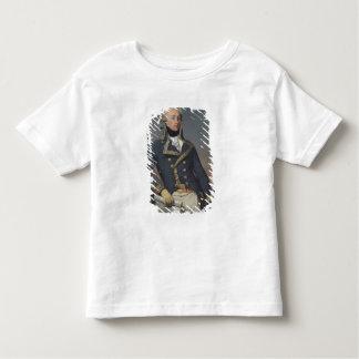 Portrait of Gilbert Motier as a Lieutenant Toddler T-shirt