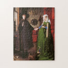 Portrait of Giovanni Arnolfini and his Wife Jigsaw Puzzle