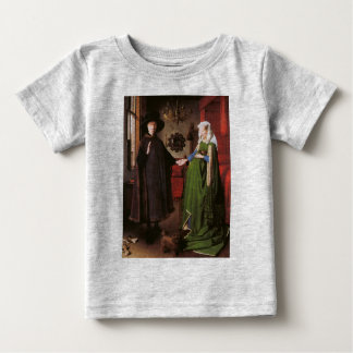 Portrait of Giovanni Arnolfini and his Wife Tee Shirts