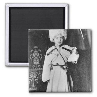 Portrait of Grand Duke Nicholas Mikhailovich Magnet