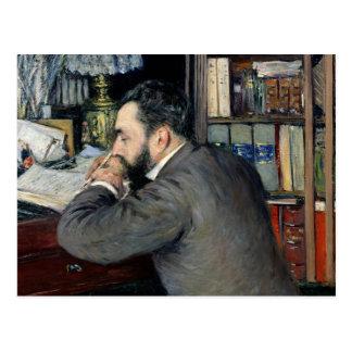 Portrait of Henri Cordier Postcard