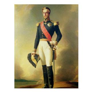 Portrait of Henri-Eugene-Philippe-Louis Postcard