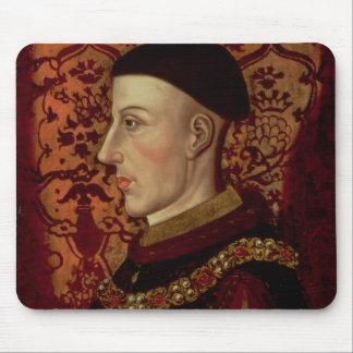 Portrait of Henry V Mouse Pad