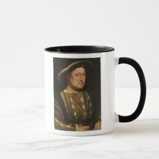 Portrait of Henry VIII  c.1536 Mug