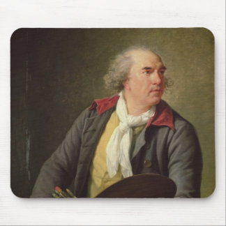 Portrait of Hubert Robert  1788 Mouse Pad