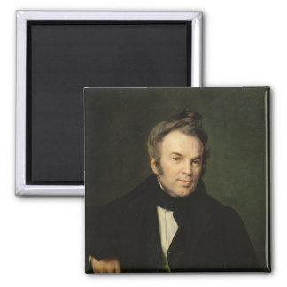Portrait of Ivan Lazhechnikov, 1834 Magnet