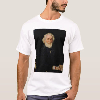 Portrait of Ivan S. Turgenev , 1879 T-Shirt