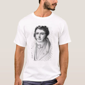 Portrait of Jean-Francois Champollion , 1830 T-Shirt