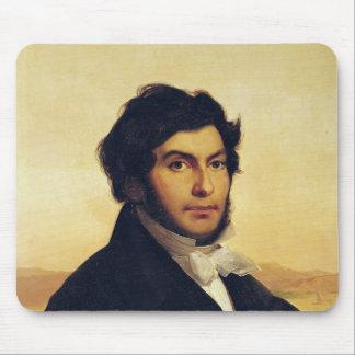 Portrait of Jean-Francois Champollion  1831 Mouse Pad