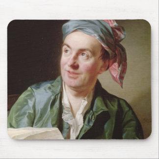 Portrait of Jean-Francois Marmontel  1767 Mouse Pad