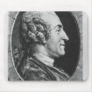 Portrait of Jean Francois Marmontel Mouse Pad
