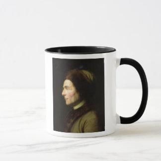 Portrait of Jean-Jacques Rousseau Mug