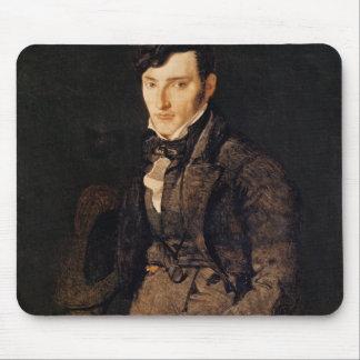 Portrait of Jean-Pierre-Francois Gilibert Mouse Pad